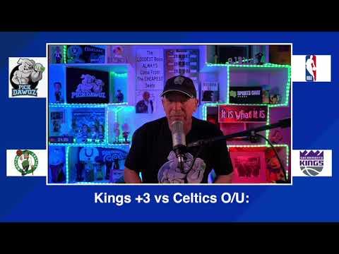 Sacramento Kings vs Boston Celtics 2/3/21 Free NBA Pick and Prediction NBA Betting Tips