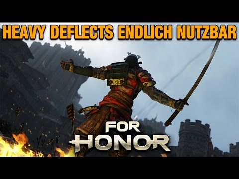 For Honor Gameplay German #30 - Orochi / Heavy deflects endlich nutzbar - Lets Play For Honor