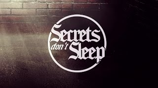 "Secrets Don't Sleep - ""Anomaly"" Official Lyric Video w/ Download"
