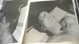 """""""The Legacy of the Kennedy Detail- autopsy death pictures of JFK"""" (Clint Hill)"""