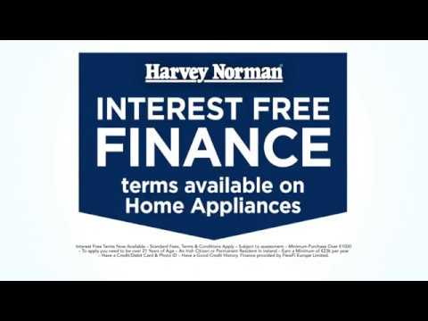 Interest Free Finance on Home Appliances