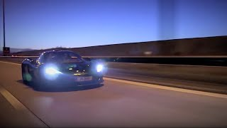 McLaren P1 Driveback - Top Gear iPad Magazine