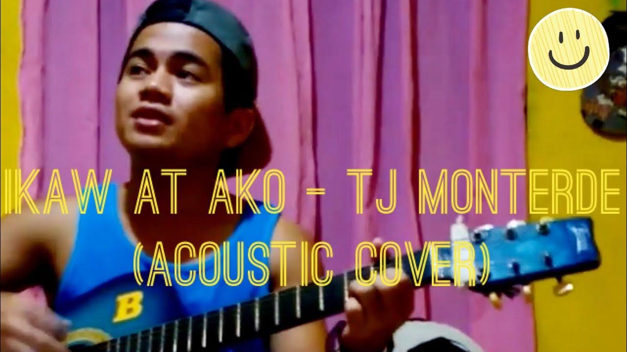Ikaw at Ako - Tj Monterde Lyrics Chords - Chordify