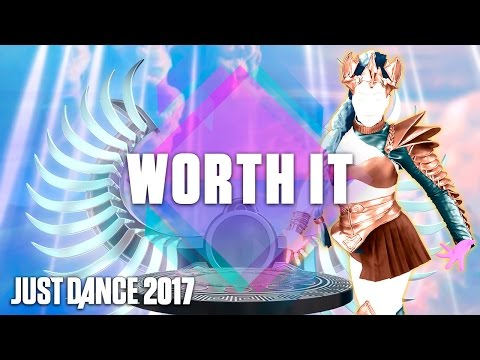 Just Dance 2017: Worth It by Fifth Harmony Ft. Kid Ink - Official Track Gameplay [US]