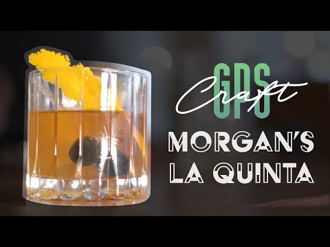 Enjoy a taste of the classics at Morgan's in the Desert