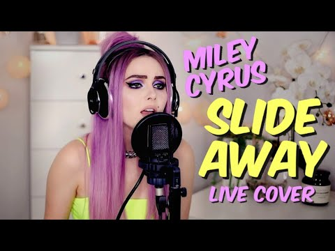 "Miley Cyrus – Slide Away (Cover by ""Sup I'm Bianca"")"