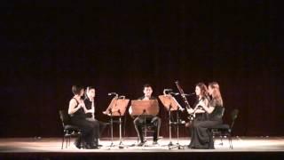 Paul Taffanel Wind Quintet        I. Allegro con Moto , II. Andante, III. Vivace