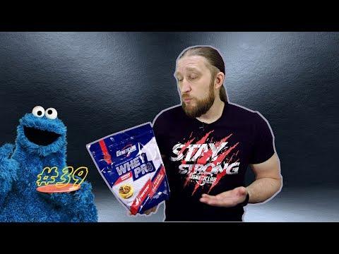 #39: Geneticlab Whey Pro Cookie - а где печенька?