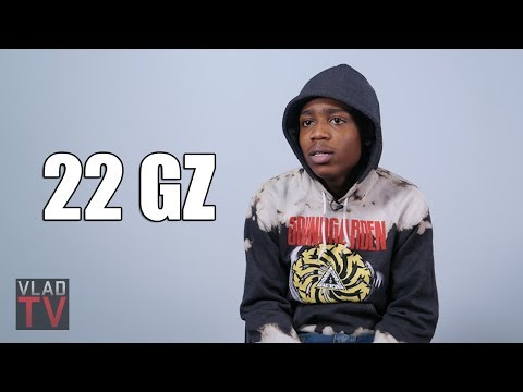 22Gz Speaks on Miami Parking Spot Incident Where 2 People Got Killed (Part 3)