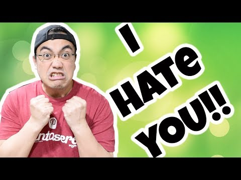 #PinoyNgaNaman : Iba't ibang Uri ng Haters   Tagalog   potsquared