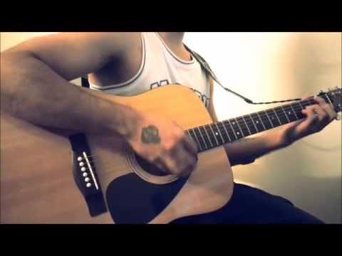 Gerua(Dilwale) Acoustic Guitar cover |Arijit Singh & Antara| Pritam
