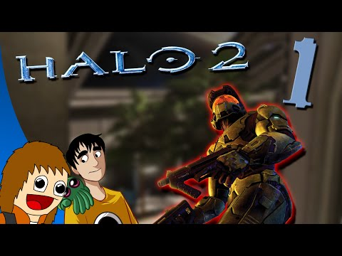 Halo 2: Separated At Start - Part 1 (w/ Smarty)