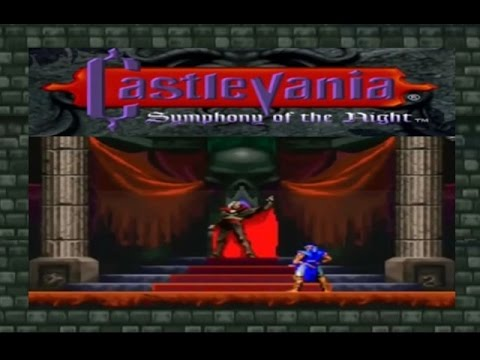 PS Castlevania Symphony Of The Night Familiar Sword Brothers Spell Money Cheat