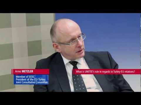 Mr. Metin KAZAK and Mr. Arno METZLER interview