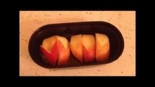 Comment faire des pommes lapin ? encas japonais :3 (usagi ringo)