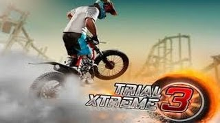 Обзор игр на планшет выпуск 4: Trial Extreme 3