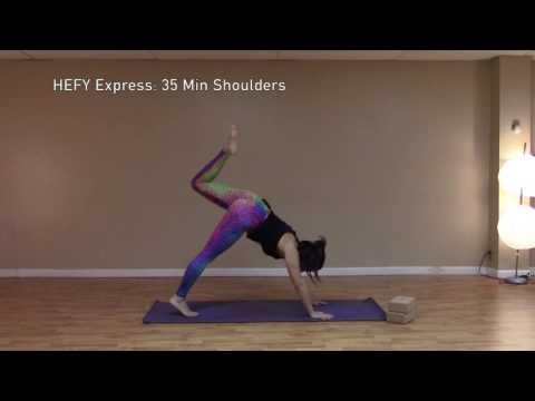 HEFY Express Shoulders