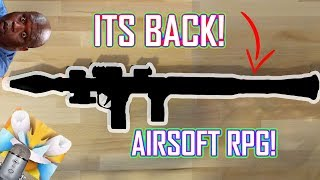 [APRIL FOOLS] REAL Airsoft RPG! (You Won't Believe it!)