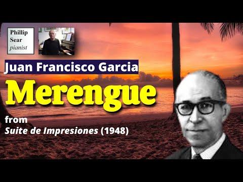 Juan Francisco Garcia: Merenge, from Suite de Impresiones