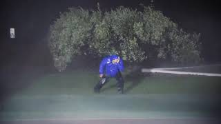 Jim Cantore's Live Coverage in the Eye Wall of Isaias