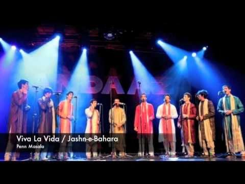Viva La Vida / Jashn-e-Bahara - Penn Masala (Cover)