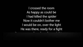 the toy dolls spiders in the dressingroom lyrics
