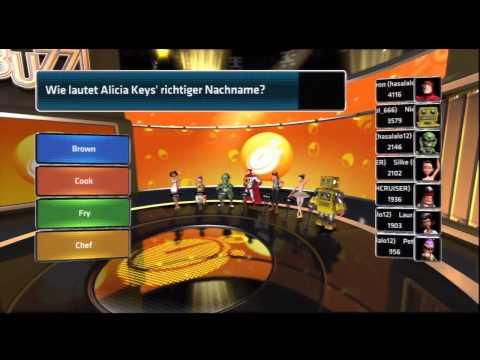 BUZZ Music Quiz online gameplay 2011