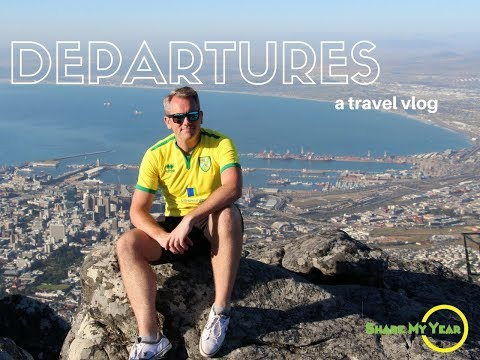 Departures: A travel vlog from ShareMyYear ft Dubai, Cape Town & Mauritius