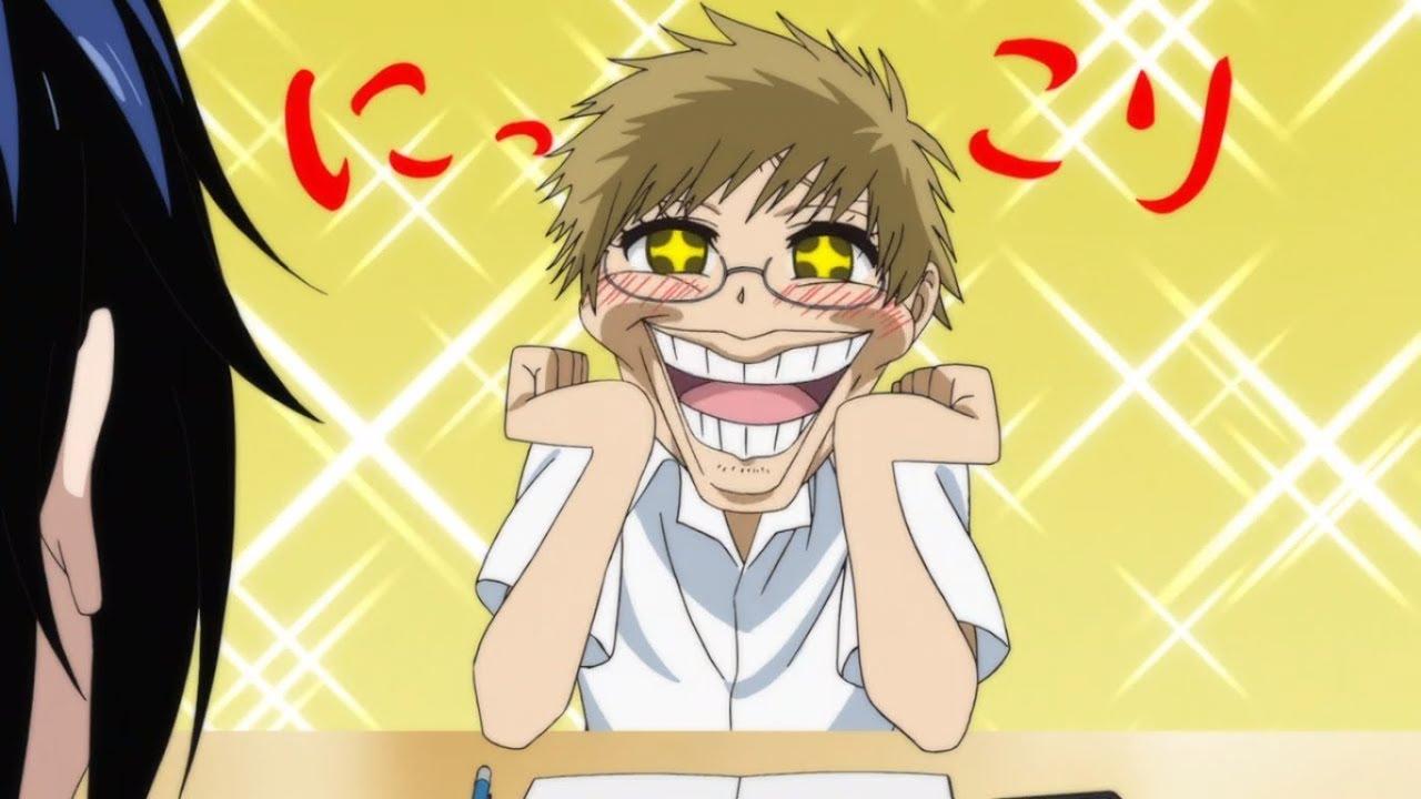 Умный юмор в картинках аниме