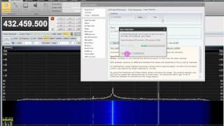 FUNcube Dongle + SDR-Radio  - Spur reduction
