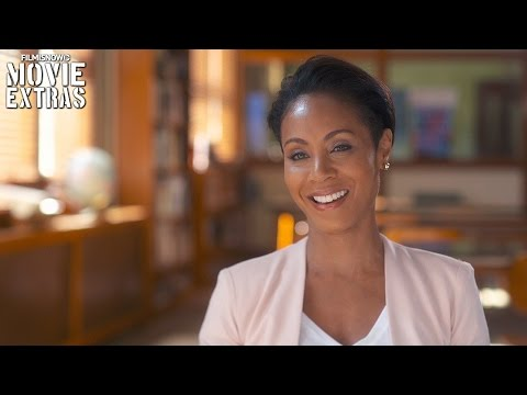 Bad Moms | On-set with Jada Pinkett Smith 'Stacy' [Interview]