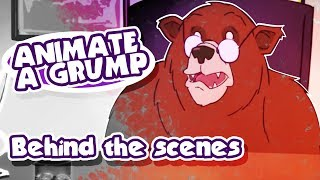 Animate-A-Grump - DuDuL【Behind the scene】