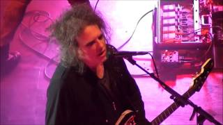 The Cure-Stop Dead-London RAH 2014