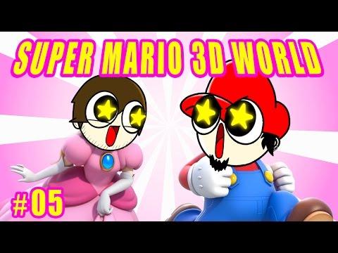 Super Mario 3D World – Matei Um Amigo Do Wilson! – 05 – Cartuchito