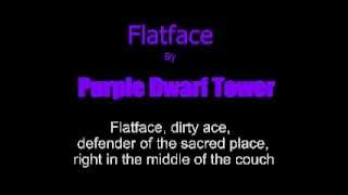 Purple Dwarf Tower: Flatface (original Ska-rock Song About A Pug Dog And His Personality)