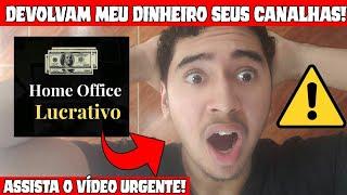 método home office lucrativo