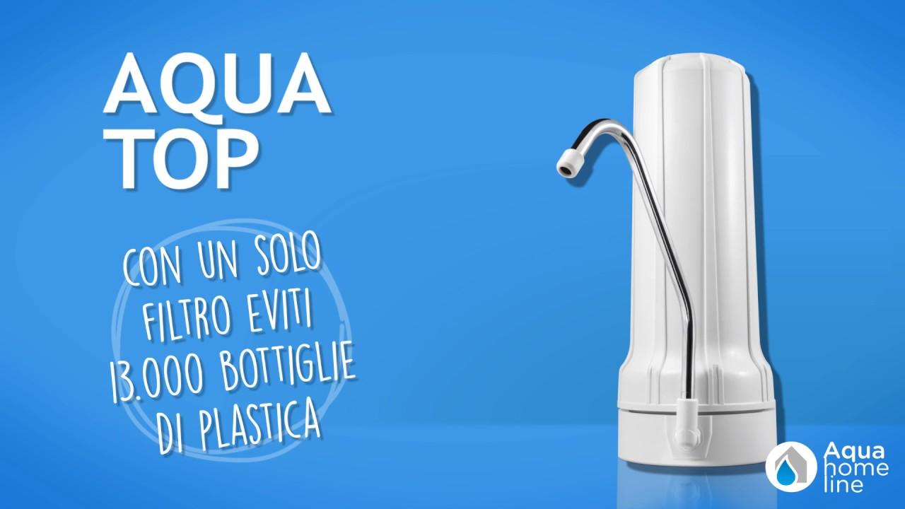 Aqua top filtro collegabile al rubinetto di casa per - Depurare l acqua di casa ...