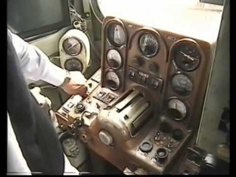 Aln 668 3100 3200 dalla cabina di guida e sequenza cambio for Guida interni