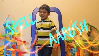 aarush-spelling-names
