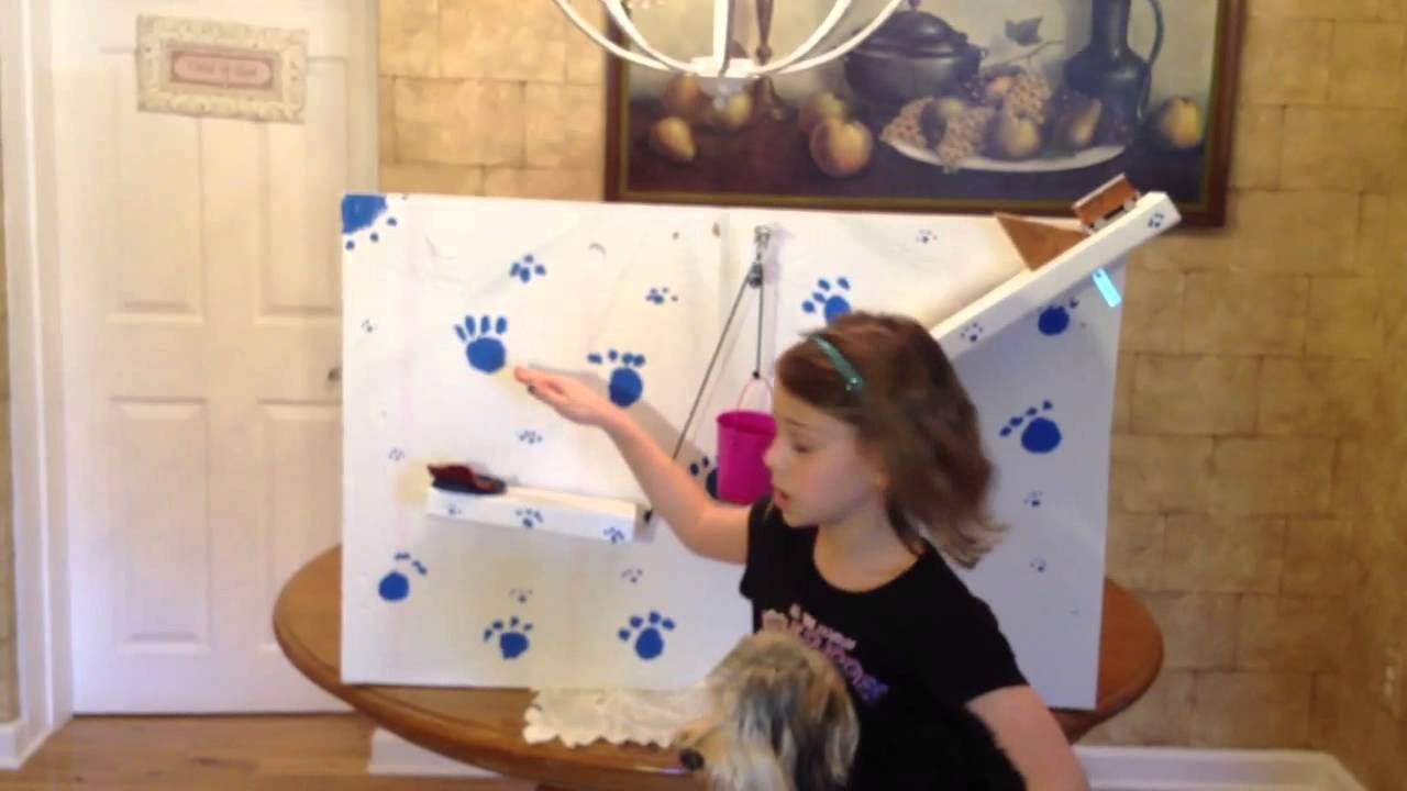 Simple Machine Project - 4th Grade - YouTube [ 720 x 1280 Pixel ]