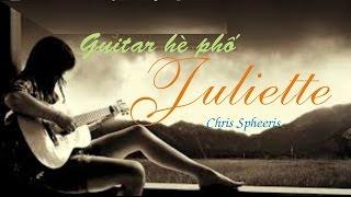 Guitar he pho Juliette Chris Spheeris