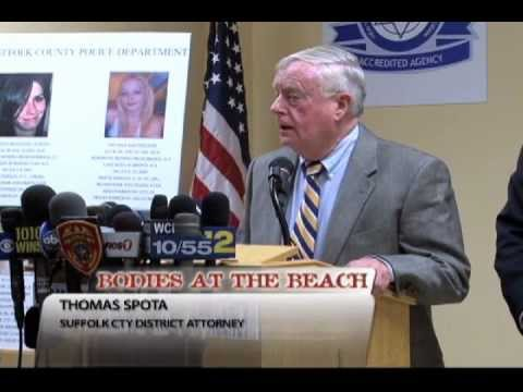 Bodies on the Beach: Search for a Serial Killer