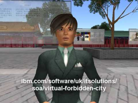 Kevin Aires on How to Join IBM's Exclusive Virtual Worlds SOA Tour