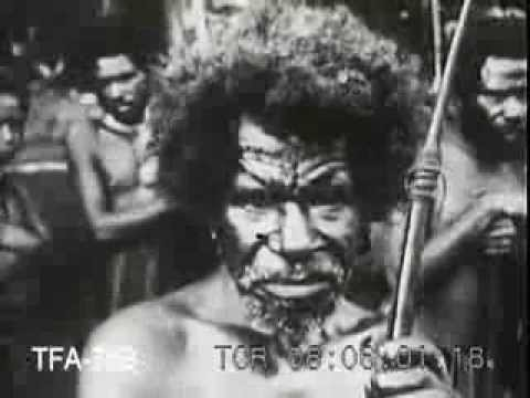 Cannibals of the South Seas, 1918
