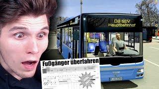Die POLIZEI zeigt mich an! | Stadtbus-München Simulator