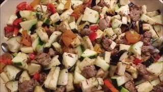 Кус кус. Традиционная марокканская кухня. Попробуйте, это вкусно !