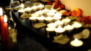 видео Как украсить комнату для романтического вечера (20 фото)