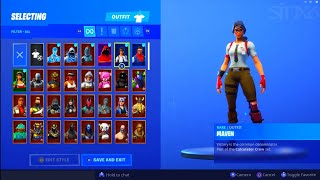 Mia Khalifa Skin in Fortnite