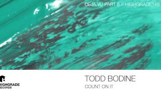 Todd Bodine - Count on It