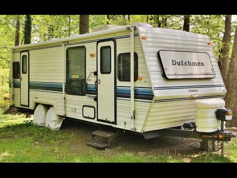 Dutchman Classic Camper Youtube